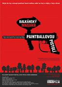 Balkánský masakr paintballovou pistolí